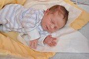 Vladimír Křížek, Nihošovice, 16.10. 2017 v 9.38 hodin, 4000 g. Malý Vladimír je prvorozený.
