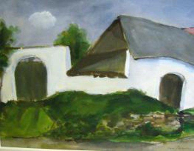 Strakonický rodák Jan Samec miloval jihočeskou krajinu, zejména rodné Strakonicko. Jeho obrazy jsou toho důkazem.