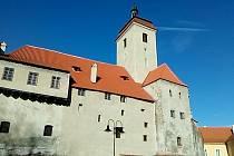 Strakonice, kostel sv. Prokopa.