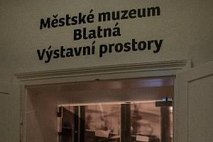 Městské muzeum v Blatné. Ilustrační foto.
