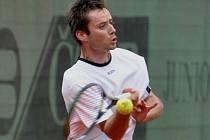 Tomáš Fiala vyhrál v Milevsku dvouhru i čtyřhru.