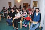 Ve středu 27. března přivítal starosta Břetislav Hrdlička v obřadní síni městského úřadu ve Strakonicích nové občánky města.