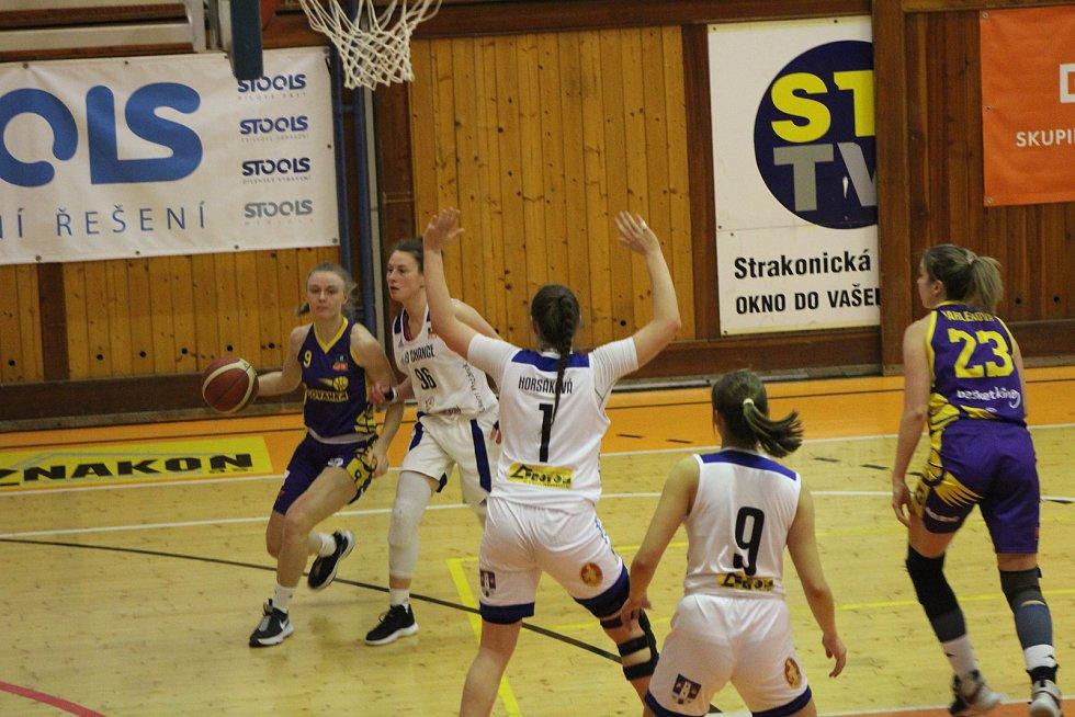 Sérii o 9. místo v Renomia ŽBL nakonec lépe zvládla Slovanka.