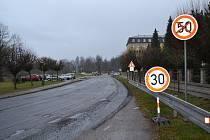 Část silnice Zátíší ve Vodňanech by měla být opravena do 25. listopadu.