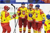 Hokejisté Radomyšle mohou slavit další výhru.
