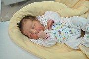 Isabella Říhová, Bohumilice, 4. 12. 2017, v 11.16 hodin, 3300 g. Malá Isabella je prvorozená.