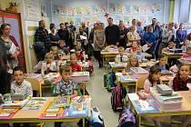 Zahájení školní roku v ZŠ Katovice.