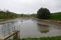 Vodní nádrž ve Volenicích bude sloužit všem lidem z okolí i spolkům.