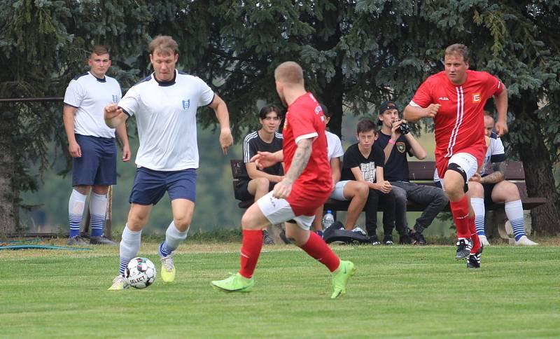 Fotbalové okresní soutěže na Strakonicku jsou v plném proudu. Ilustrační foto.