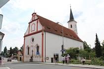 Mše se uskuteční v kostele sv. Markéty.
