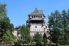 Rybářské slavnosti v Blatné se v sobotu odehrávaly u sádek, na zámku a také v pivovaru