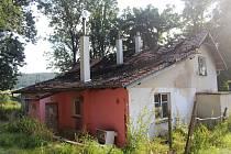 Malinova vila v pátek 13. srpna.