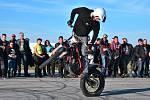 Zakončení motorkářské sezony.