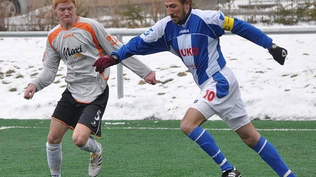 Strakonice začaly jaro vítězně, Hořovicko porazily 3:1.