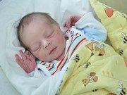 Karel Pavelka, Hajská, 26.5. 2017 v 10.45 hodin, 2970 g. Malý Karel je prvorozený.