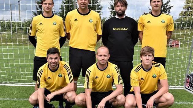 Turnaj v malém fotbale vyhrál DG303.