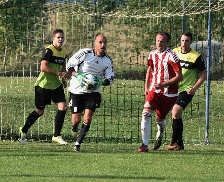 Fotbalisté Oseka mají za sebou velmi dobrou část sezony.