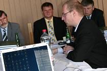 První studenti ve Volyni skládali bakalářské zkoušky.