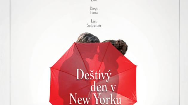Deštivý den v New Yorku můžete vidět ve Vodňanech.