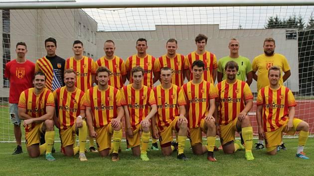 FK Junior Strakonice.