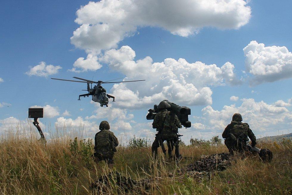 Strakoničtí vojáci budou v Pobaltí zabezpečovat pozemní protivzdušnou obranu aliančním jednotkám.