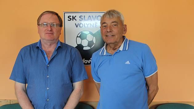 SK Slavoj Volyně slavil v sobotu 3. srpna 110 let své existence.