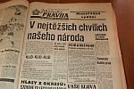 Srpen 1968 v Jihočeské pravdě