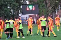 Junior - Osek 0:2.