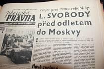 Co psala Jihočeská pravda před 51 lety.