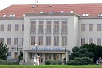 Kulturní dům v Písku.