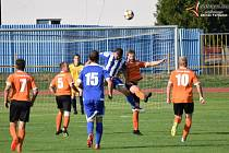 Fotbalová A třída: Vimperk - Sousedovice 2:0.
