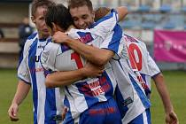 Strakonice potřetí v sezoně vyhrály, po zodpovědném výkonu porazily doma Doubravku 3:1.