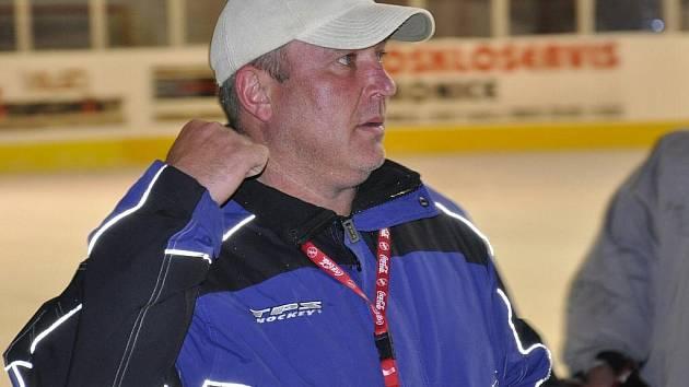 Trenér Václav Křivanec
