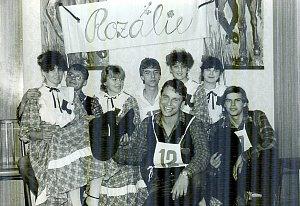 Taneční maraton ve Znojmě, nadšence čekalo více než 10 hodin tance, a to  všechny styly country. Členové Rozálie se  probojovali až do finále, ale výherci se nestali.