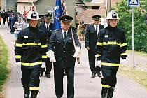 Sbor dobrovolných hasičů v Pracejovicích oslavil 85. výročí založení