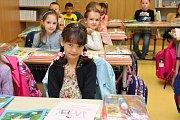 Zahájení školní roku na ZŠ Štěkeň.