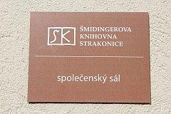 Šmidingerova kknihovna zve do společenského sálu na přednášku