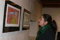 Výstava potrvá až do 9. listopadu.