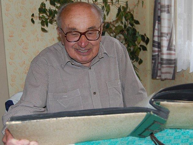 Kariéru Jaroslavu Kožíškovi připomínají fotografie.