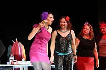 Na třicet diváků se v sobotu 16. března večer přišlo zasmát do sálu Na Nové ve Volyni. S komedií LOVE, ...SORRY!