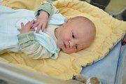 Lukáš Reban, Volenice, 7. 12. 2017, v 8.46 hodin, 3730 g. Malý Lukáš je prvorozený.