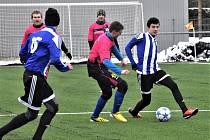 Víkend bude mimo jiných sportů i plný fotbalové přípravy. Ilustrační foto.