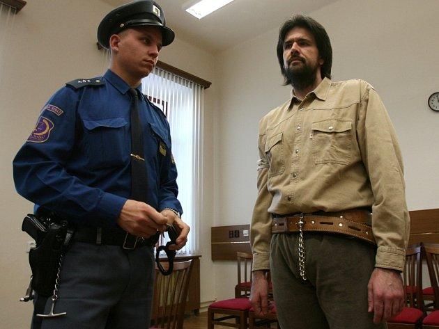 Daniel Stehlík čeká na rozsudek.