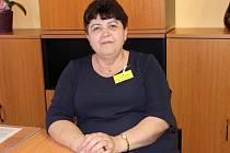 Marie Šampalíková byla ředitelkou ZŠ T. G. Masaryka v Blatné 25 let