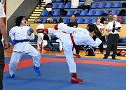Strakoničtí pořádali druhé kolo Krajské ligy karate.