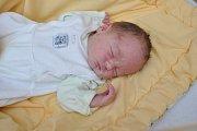 Jakub Jiří Pavlík, Radomyšl, 29.11. 2017, v 8.22 hodin, 3250 g. Malý Jakub Jiří je prvorozený.