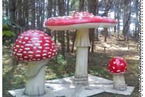 Stezka v Zátiší ve Vodňanech bude doplněna herními prvky a obřími houbami.