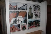 Výstava v černé kuchyni strakonického hradu Zastavení ve starém čase.