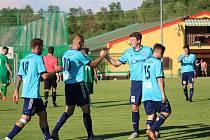 Katovičtí fotbalisté mohou být s dosavadní přípravou spokojeni.