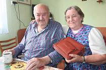 Marie a Bohumil Živnůstkovi.